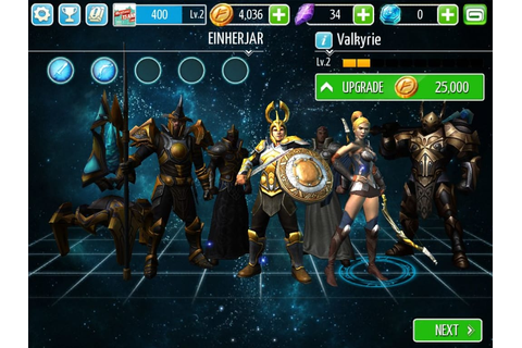 Thor: The Dark World for iPhone - Download