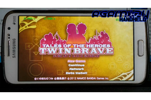 [PSP] PPSSPP Tales of the Heroes: Twin Brave (English ...