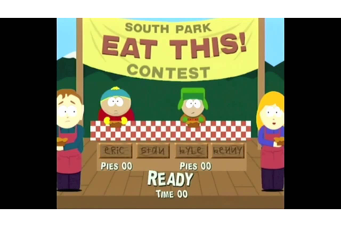 Classic Capture - South Park: Chef's Luv Shack (Dreamcast ...