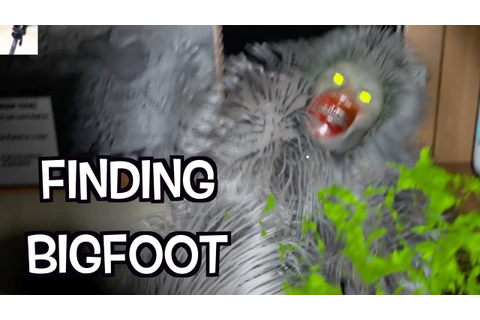 CAN WE FIND BIGFOOT? Finding Bigfoot The Game With Wade ...
