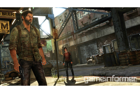 First in-game screenshots released for The Last of Us - VG247
