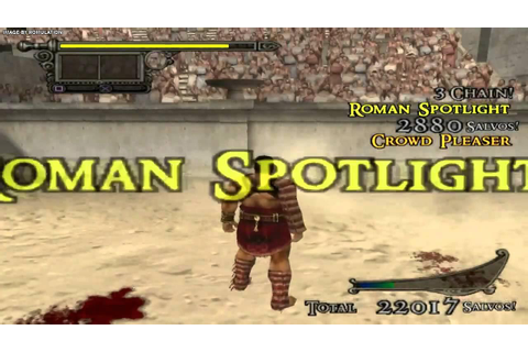 Shadow of Rome (USA) PS2 / Sony PlayStation 2 ISO Download ...