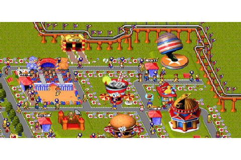 Have You Played… Theme Park? | Rock Paper Shotgun
