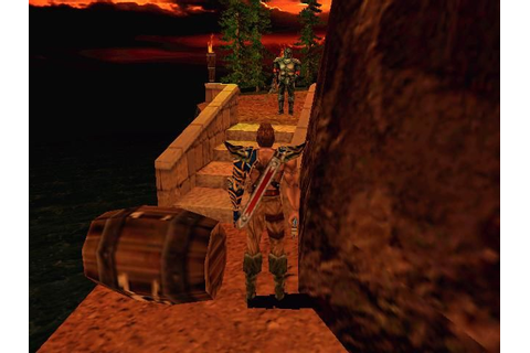 Download Asghan: The Dragon Slayer (Windows) - My Abandonware