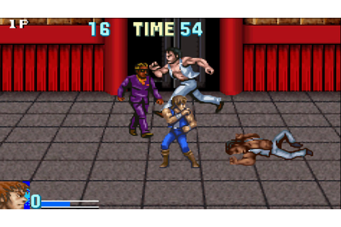 DOUBLE DRAGON ADVANCE- SURVIVAL GAME 5-4-19 - YouTube