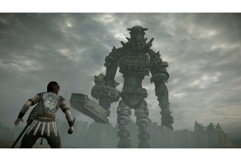 Shadow Of The Colossus Players Solve The Remake's Big ...