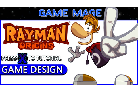 GAME DESIGN: Rayman Origins - Press X to Tutorial Ep. 1 ...