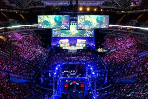 The World's Top 6 Biggest Video Game Tournaments | GAMERS ...