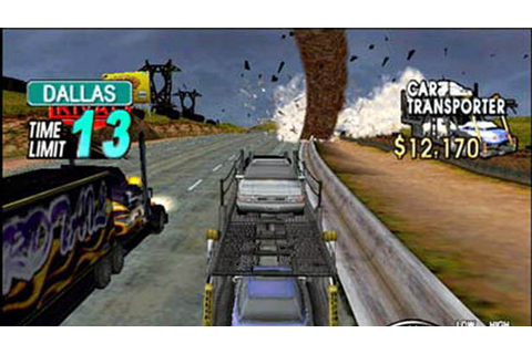 18 Wheeler: American Pro Trucker Game | PS2 - PlayStation