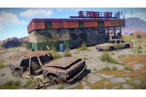 Survival Game Rust Finally Leaving Steam Early Access ...