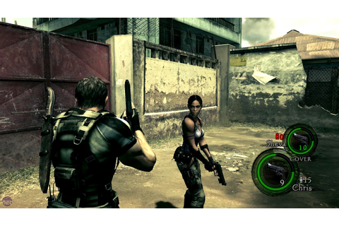 Resident Evil 5 Full Version Download ~ Download PC Games ...