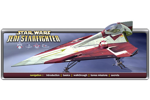 Star Wars Jedi Starfighter - ps2 - Walkthrough and Guide ...