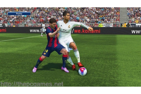 PRO EVOLUTION SOCCER 2015 PC Game Full Version Free Download