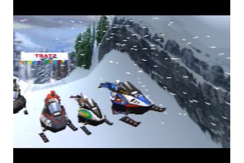 Sled Storm (Track 1) Pine Valley [PS1] - YouTube