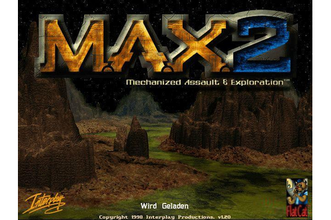 M.A.X. 2 Download (1998 Strategy Game)