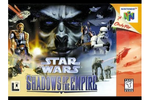 Full Game Star Wars Shadows of The Empire N64 - YouTube
