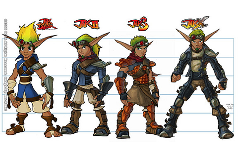 Game News: Naughty Dog scrapped work on a new Jak and ...