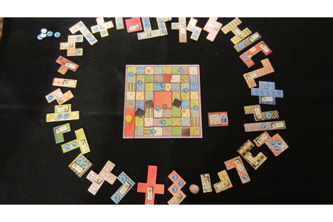 Board Game Review – Patchwork from Mayfair Games | To The ...