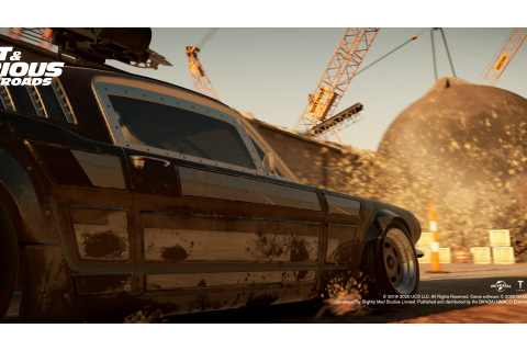 Fast & Furious Crossroads heading to PS4, Xbox One & PC in ...