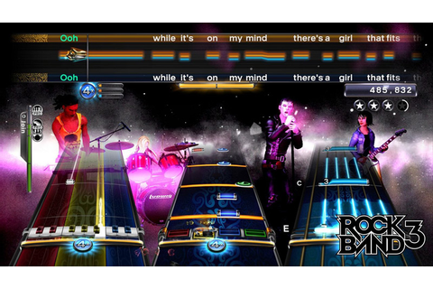 Amazon.com: Rock Band 3 - Playstation 3 (Game): Video Games