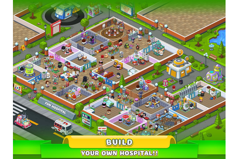 Fun Hospital – Tycoon is back - Android Apps on Google Play