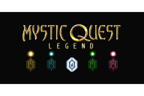MYSTIC QUEST LEGEND™ | Consola Virtual (Wii) | Jogos ...