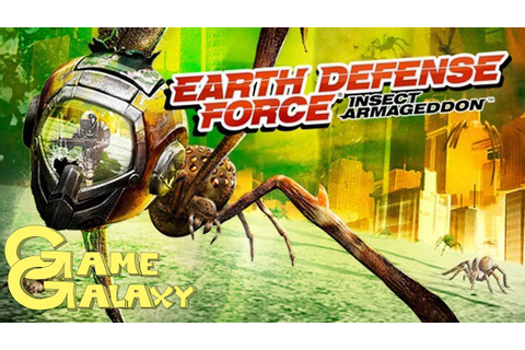 EARTH DEFENSE FORCE: INSECT ARMAGEDDON REVIEW - Game ...