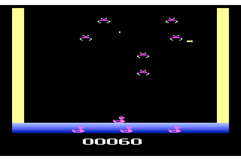 Atari 2600 Game Reviews: Deadly Duck through Defender II ...