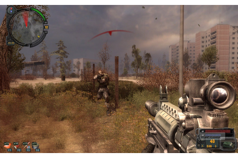 STALKER Call Of Pripyat Game For Pc