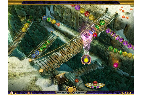 Luxor: Quest for the Afterlife > iPad, iPhone, Android ...