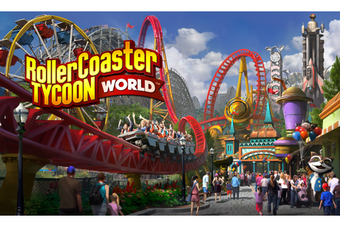 Free Download RollerCoaster Tycoon World Full Version ...