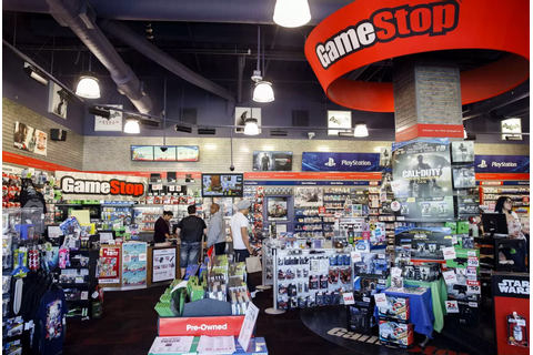 GameStop reports record losses for 2018 - TechSpot