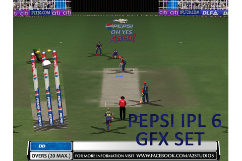 Cricket Games & Patches | EA Sports Cricket 2007 Patches ...