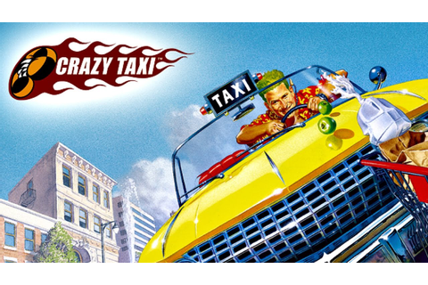 Crazy Taxi Arcade Game Is Hilarious Fun To Play! レースゲーム ...
