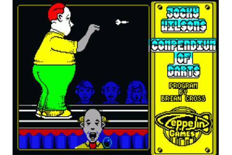 Jocky Wilson's Compendium Of Darts (1991)(Zeppelin Games ...