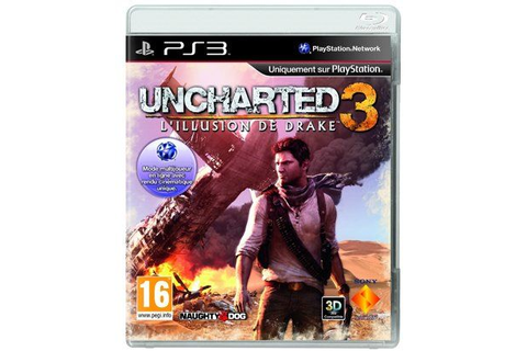 Uncharted 3 : l'illusion de Drake PS3. Nathan Drake se ...
