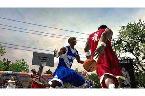 And 1® Streetball Game | PS2 - PlayStation