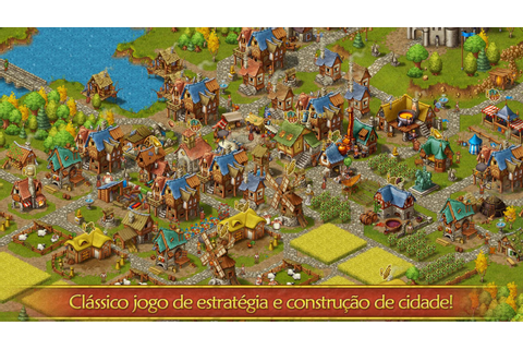 Townsmen – Apps para Android no Google Play