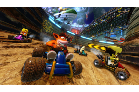Crash Team Racing Nitro-Fueled, ritorna il racing game di ...