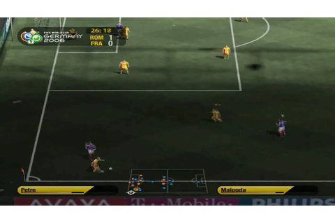 FIFA World Cup 2006 PC Gameplay [HD] - YouTube