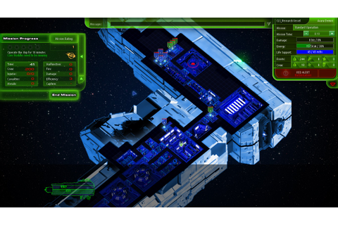 Starship Corporation Is on Early Access | Pixel Judge