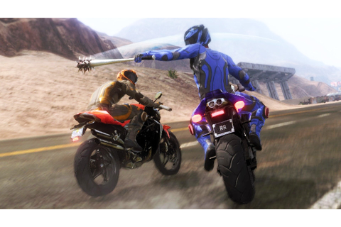 Road Redemption rides its way to Switch and PS4 today