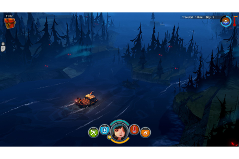 Flame in the Flood Survival Game