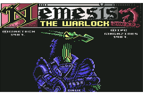 Nemesis the Warlock (Song) - Video Game Music Preservation ...