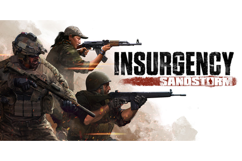 Insurgency: Sandstorm | Now available on PC