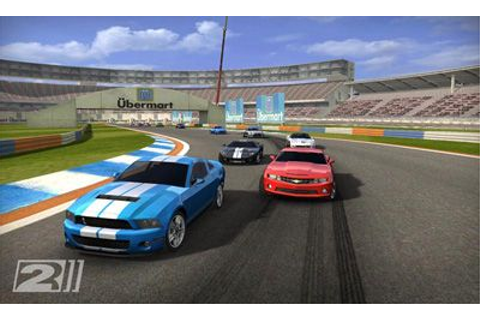 Real Racing 2 for Android - Download APK free