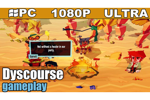 Dyscourse Gameplay HD [PC - 1080p] - Story Rich Adventure ...