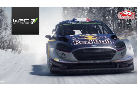 WRC 7 - The Official Game - M-Sport Trailer - YouTube