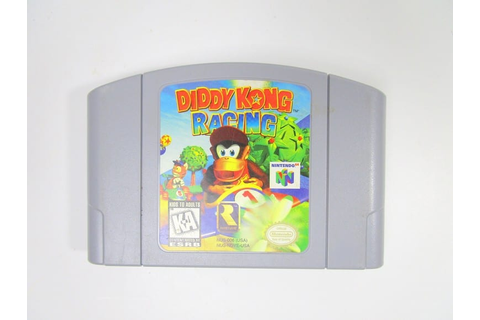 Diddy Kong Racing game for Nintendo 64 (Loose) | The Game Guy
