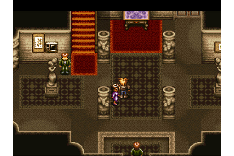 Solid Runner (Japan) ROM